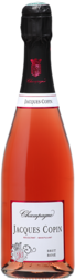 CHAMPAGNE JACQUES COPIN Cuvée Rose