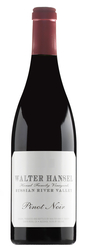 WALTER HANSEL WINERY PINOT NOIR THE ESTATE VINEYARDS 2017