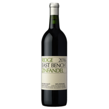 Ridge Vineyards Zinfandel East Bench 2016