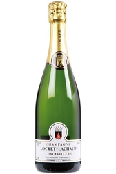 CHAMPAGNE TRADITIONNELLE BRUT NV - Champagne Locret-Lachaud